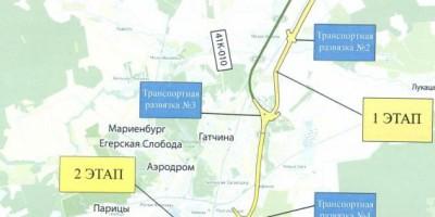 Расширение Киевского шоссе