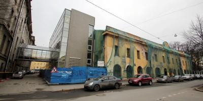 Реконструкция Гостиного двора на Тифлисской