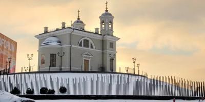Смоленская церковь в Пулковском