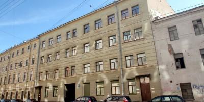Улица Чапаева, 9, дом