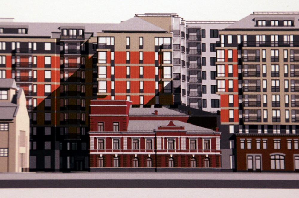 Воссоздание фабрики Шопена