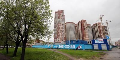 Жилой комплекс Звездный на улице Орджоникидзе
