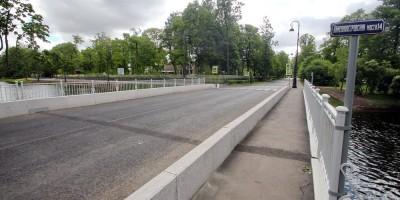14-й Каменноостровский мост через Большой канал