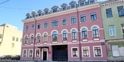 3-я Советская улица, 40, городской суд