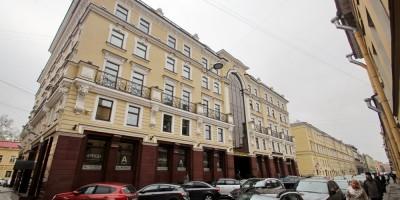 Bolloev Center в переулке Гривцова