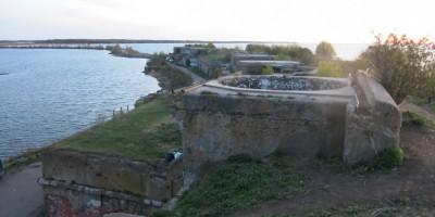 1-й Северный форт под Кронштадтом