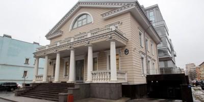 Дача Воронихина на Каменноостровском