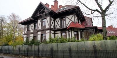 Дача Виноградова (Шварца) на 2-й Березовой аллее, 34