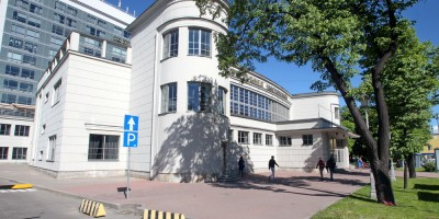 ДК Капранова после воссоздания