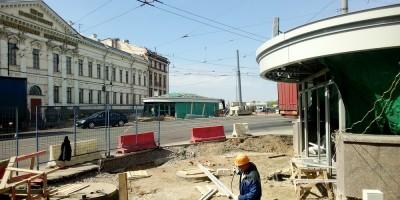 Кадетская линия, станция Спортивная