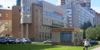 Клиника Скандинавия на улице Ильюшина