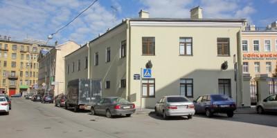 Коломенская улица, 45, ветеринарная станция