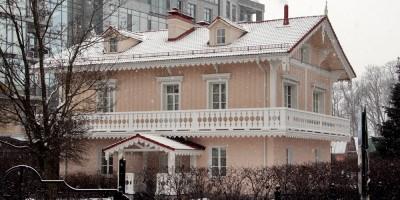 Крестовский проспект, 28, дом садовника