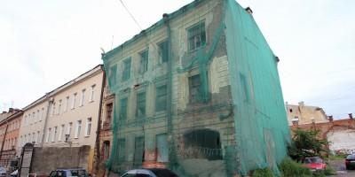 Кустарный переулок, дом 8