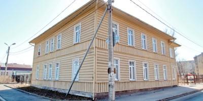 Ломоносов, Михайловская улица, 4