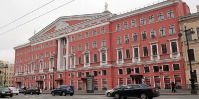 Литературный дом на Невском, 68а