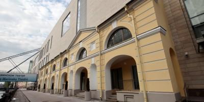 Литовский рынок, Мариинский театр