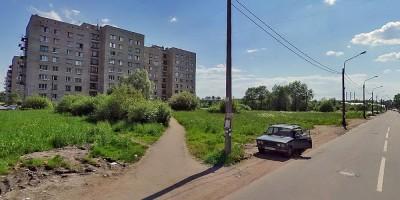 Металлострой, Садовая улица, 21