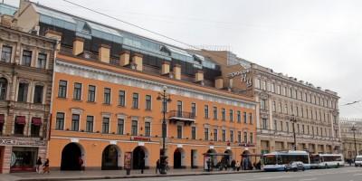 Невский проспект, 114-116, Стокманн