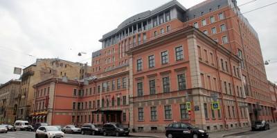 Отель Введенский на Большом проспекте Петроградской стороны