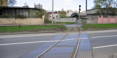 Переезд на Лиговском проспекте