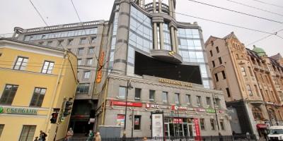 Регент-холл на Владимирской площади