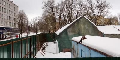 Сестрорецк, дом Леонтьевой