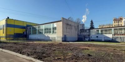 Спортшкола олимпийского резерва на Лиговском