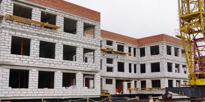 Строительство детского сада в Ломоносове