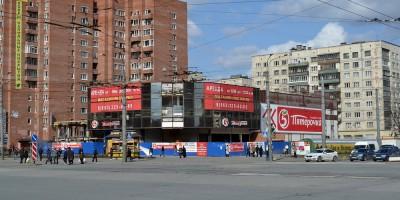 Торговый центр на проспекте Просвещения, 48