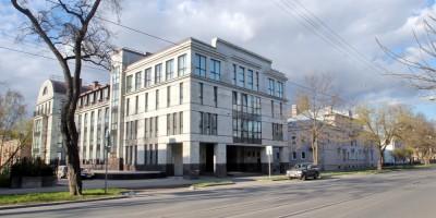 Улица Савушкина, 55