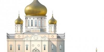 Воссоздание Введенского собора на Загородном