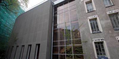 Здание на улице Академика Павлова