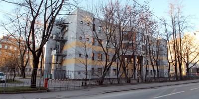 Административное здание на улице Чапаева, 16