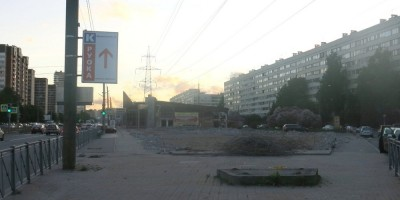 """Торговый комплекс """"Аэродром"""""""