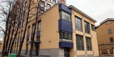 Банкетный зал на Лодейнопольской улице, 5, литера Б