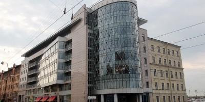 Бизнес-центр Аполло на Добролюбова