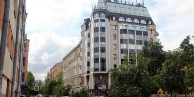 Бизнес-центр Астра на Лахтинской улице, 16