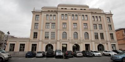 Бизнес-центр на Лиговском проспекте, 6, корпус 2