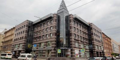 Бизнес-центр Орбита на Большом проспекте Петроградской стороны