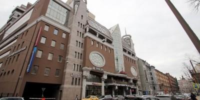 Бизнес-центр Толстой сквер на улице Льва Толстого, 9