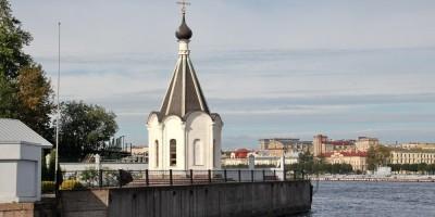 Часовня Николая Чудотворца на Английской набережной