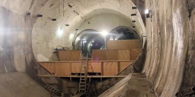 Двухпутный тоннель Проспект Славы— Шушары