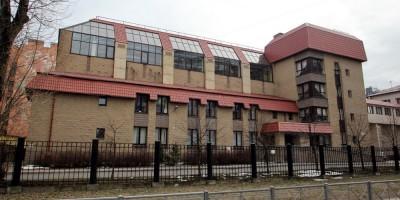 Физкультурно-оздоровительный комплекс на Большой Зелениной улице, 30