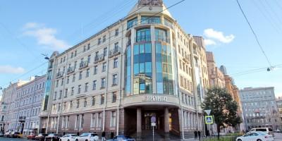 Гороховая улица, 63, Петербурггаз