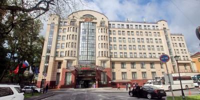 Гостиница Courtyard by Marriott Pushkin Hotel на Канонерской улице