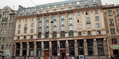 Гостиница Crowne Plaza Ligovsky на Лиговском проспекте, 61