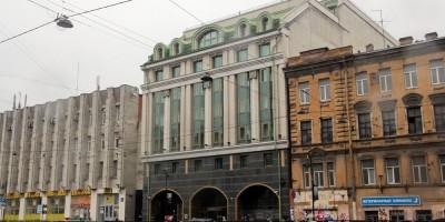 Гостиница Ibis на Лиговском проспекте, 54