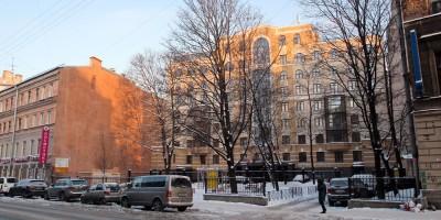Гостиница Аглая на Разъезжей улице, 38