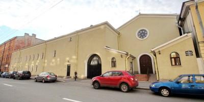 Католический монастырь святого Антония Чудотворца на 9-й Красноармейской улице, 10а